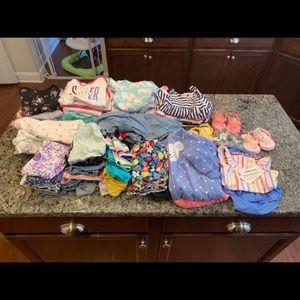 Baby Girl Bundle (3-9 months)
